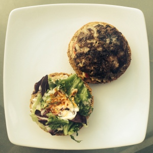 Brad's Beef & Black Pudding Burgers