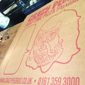 0161 359 3000 Crazy Pedro's Part Time Pizza Parlour 55-57 Bridge Street Manchester, M3 3BQ