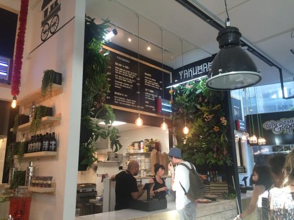 YAKUMAMA's space at The Kitchens