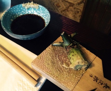 Proper wasabi