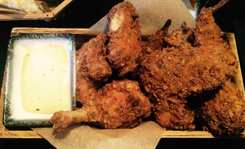 Soul Food: Miyagi Fried Chicken with spicy kimchi mayo